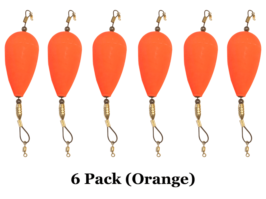 Orange Pear Bomb Popping Cork 6pk