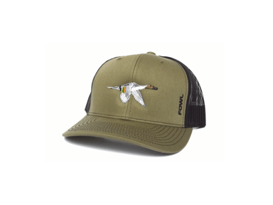 Loden/Black Pintail Snapback | Fowl | Hunting and Fishing Depot