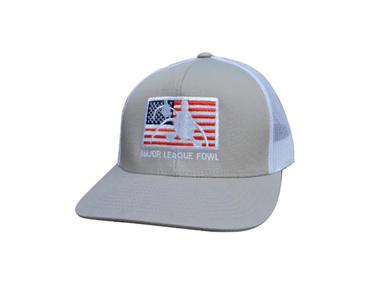 Patriotism Trucker Hat | Major League Fowl - Hunting and Fishing Depot