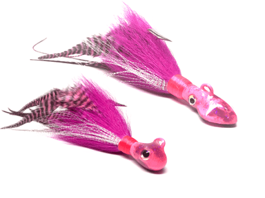 Pink Lady Cobia Jig | Hunting and Fishing Depot