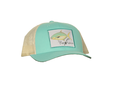 Pompano Snap Back | Reel Addicts