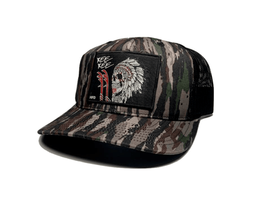 Realtree Kee Kee Indian Chief Hat