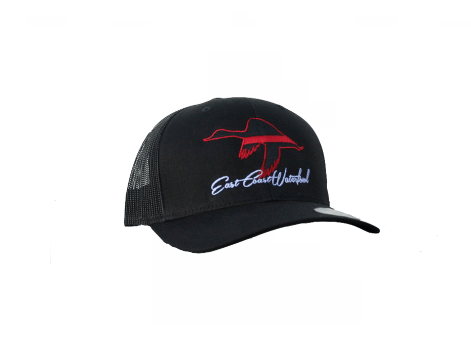 East Coast Waterfowl Red Line Duck Snap Back