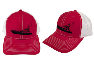 Halocline Sportfisher Trucker Hat - Hunting and Fishing Depot