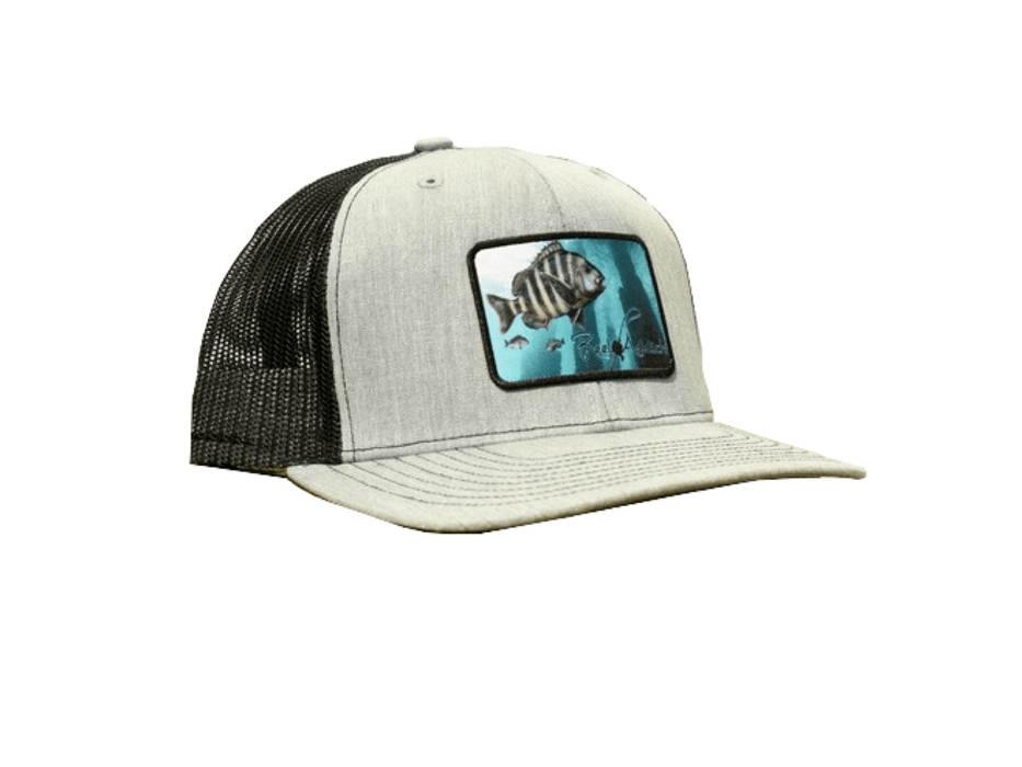 Sheepshead Trucker Hat | Reel Addicts - Hunting and Fishing Depot