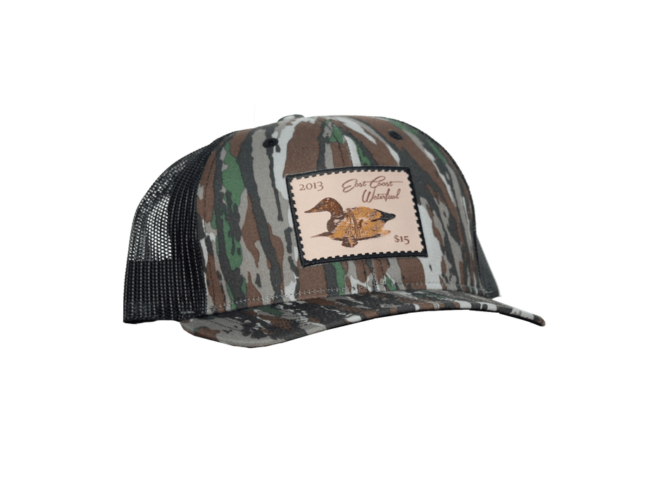East Coast Waterfowl 1974 Duck Stamp Patch Snap Back - Hunting and Fishing Depot
