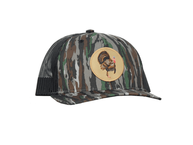 East Coast Waterfowl Turkey Patch Snap Back - Hunting and Fishing Depot