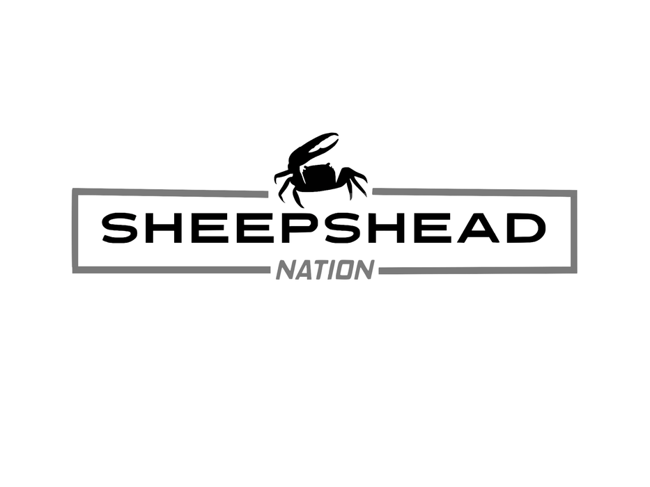 Sheepshead Nation Fiddler Decal - Hunting and Fishing Depot