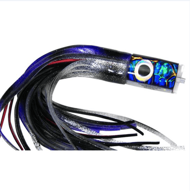Black/Purple Legend 70 Andromeda Offshore Trolling Lure