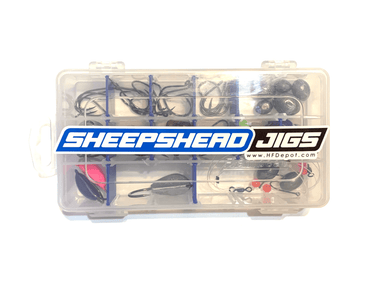 Sheepshead Jig Box