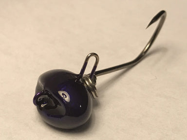 Sheepshead Jig: Plum Purple | Hunting and Fishing Depot - Hunting and Fishing Depot