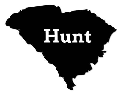 Hunt South Carolina Decal | Hunting and Fishing Depot