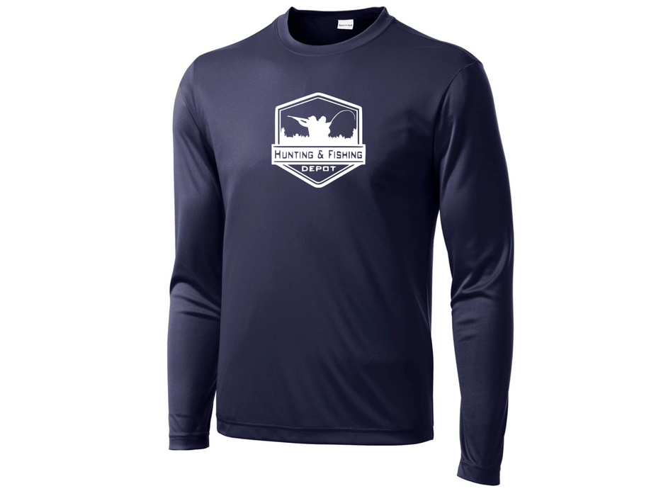Navy Performance Shirt Hunting and Fishing Depot - Hunting and Fishing Depot