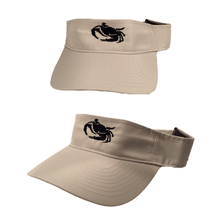 Halocline Crab Performance Visor - Hunting and Fishing Depot