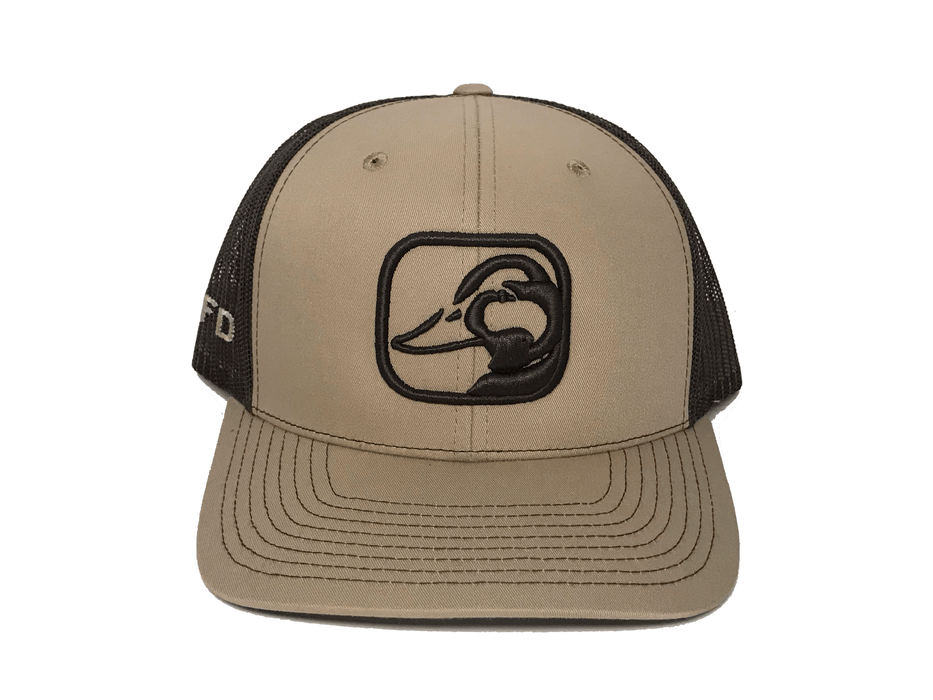 Brown Mallard Hat | HFD