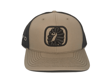 Khaki / Brown Ultimate Turkey Hat | Turkey Hat - Hunting and Fishing Depot