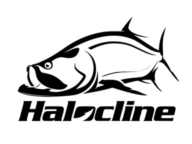 Halocline Tarpon Decal - Hunting and Fishing Depot