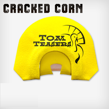 Cracked Corn | Diaphragm Turkey Calls  | Tom Teasers - Hunting and Fishing Depot