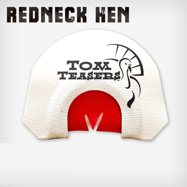 Redneck Hen | Diaphragm Turkey Calls  | Tom Teasers - Hunting and Fishing Depot