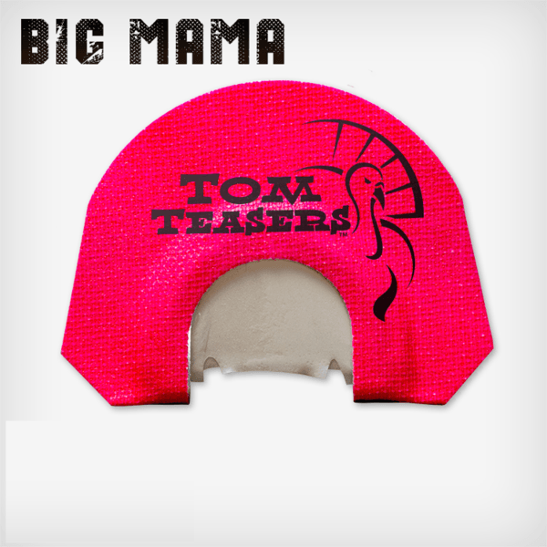 Big Mama Boss Hen | Diaphragm Turkey Calls  | Tom Teasers - Hunting and Fishing Depot