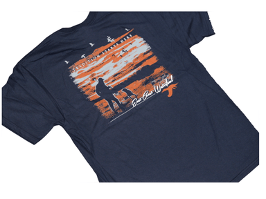 Tradition Starts Here | East Coast Waterfowl| T-shirt (Back)