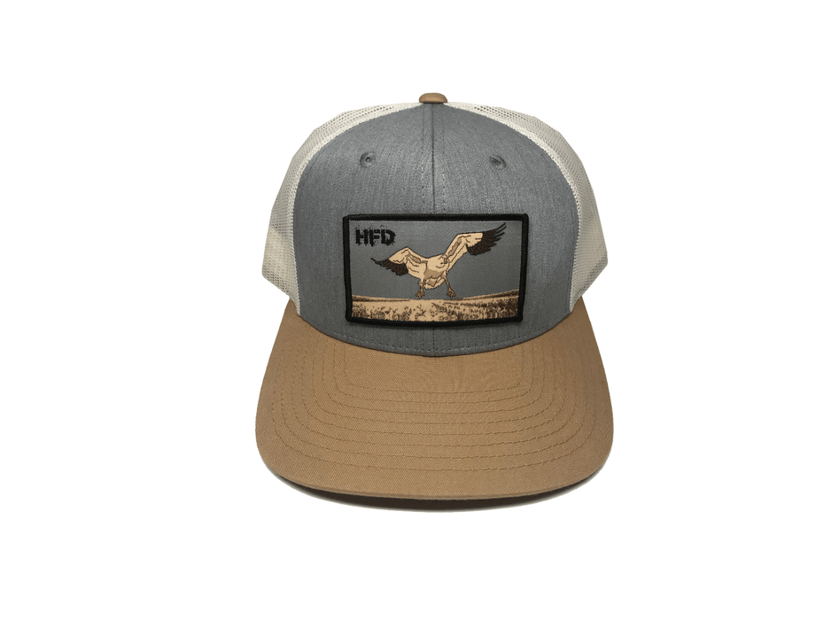 TriColored Snow Goose Hat