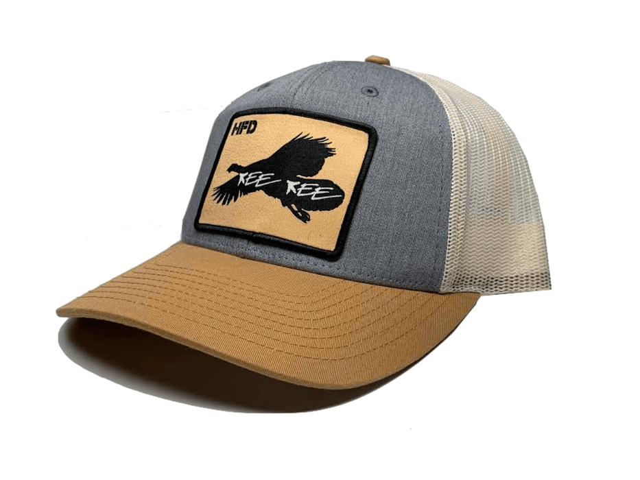Tri-color Kee Kee Flying Turkey Hat - Hunting and Fishing Depot