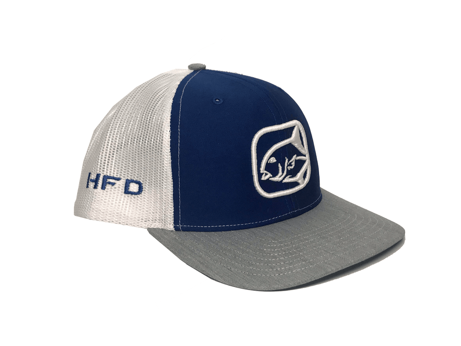 Tricolored Permit Hat (Side) | HFD