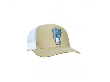 Vermont Golden Eye State Patch Hat | East Coast Waterfowl