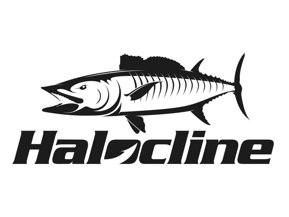 Halocline Wahoo Decal