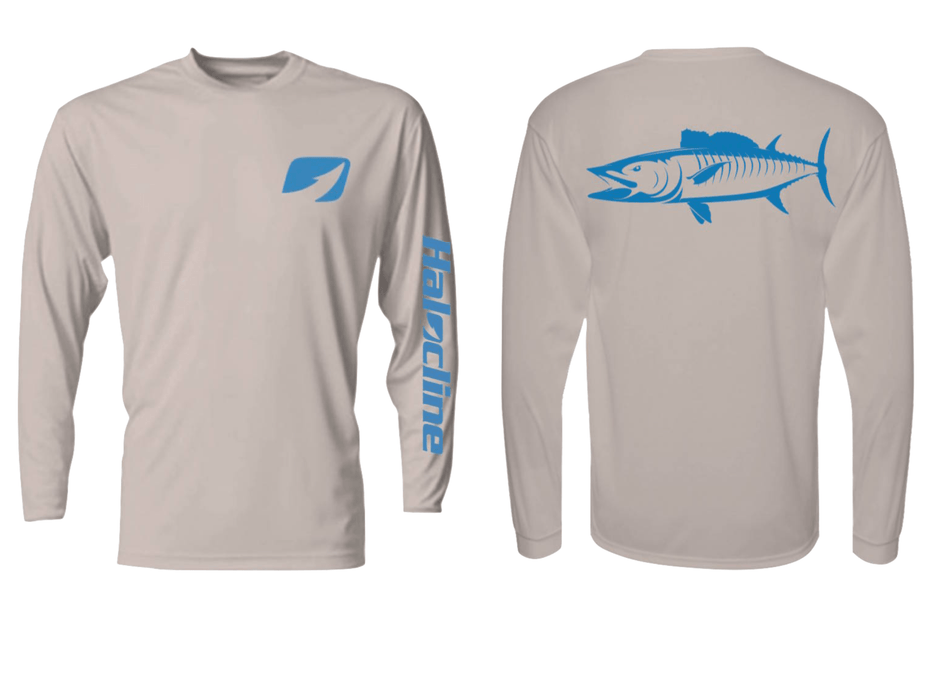 Wahoo Fishing Performance Shirt From Halocline - Hunting and Fishing Depot