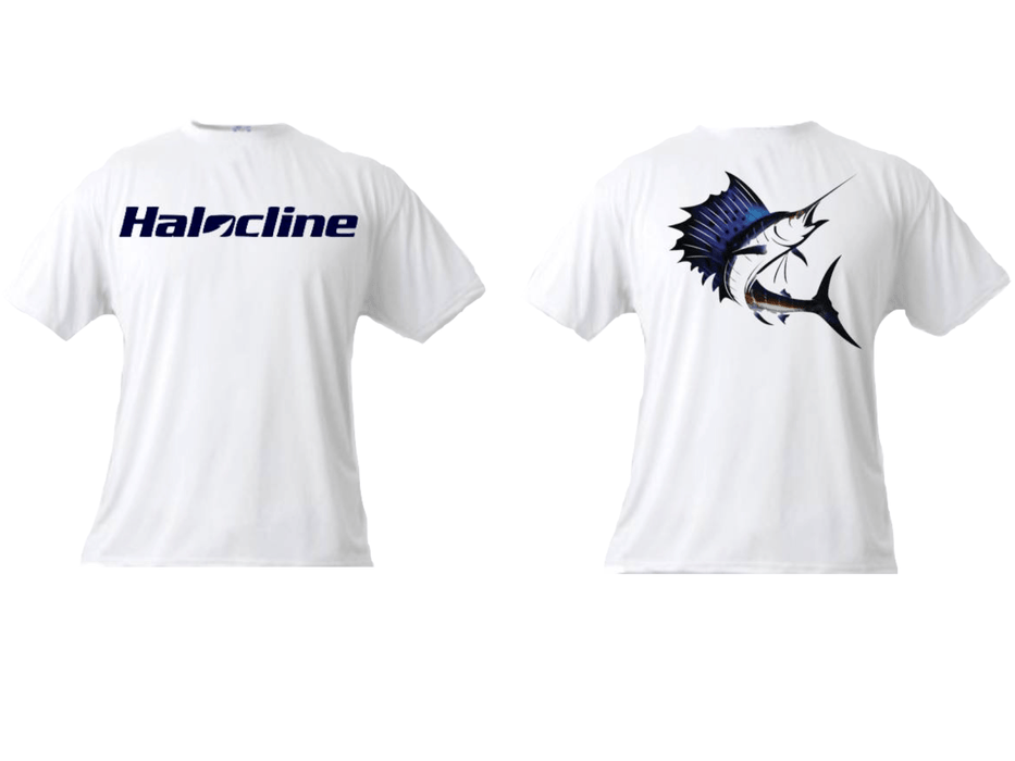 Halocline Sailfish Performance T-shirt