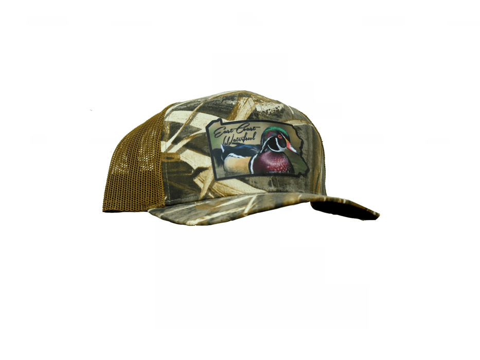 Pennsylvania Wood Duck Trucker Hat | East Coast Waterfowl - Hunting and Fishing Depot