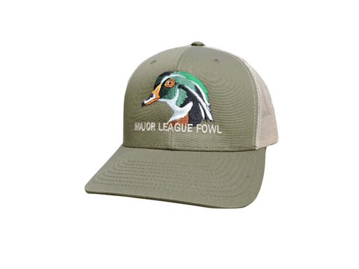 Woody Trucker | Major League Waterfowl