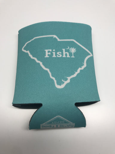Fish South Carolina Koozie - Hunting and Fishing Depot