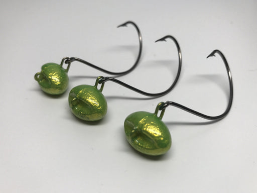 Lime Flounder Jigs | Hunting and Fishing Depot