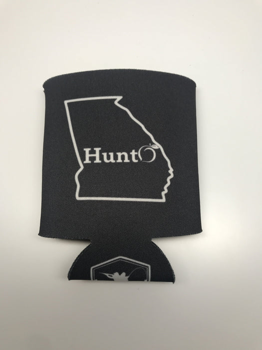 Hunt Georgia Koozie | Hunting and Fishing Depot (Front)