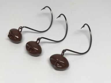 Brown Flounder Jigs - Hunting and Fishing Depot