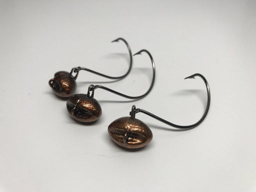 Copper Flounder Jigs - Hunting and Fishing Depot