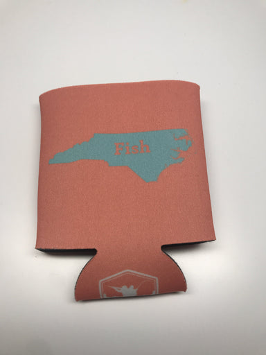 Fish North Carolina Koozie - Hunting and Fishing Depot