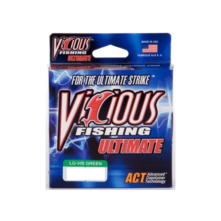 Vicious Ultimate Mono Fishing Line- 17 lb - Hunting and Fishing Depot
