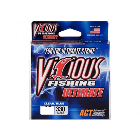 Vicious Ultimate Mono Fishing Line- 20 lb - Hunting and Fishing Depot