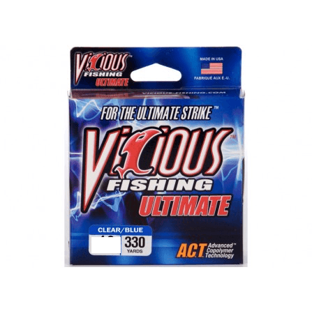 Vicious Ultimate Mono Fishing Line- 25 lb