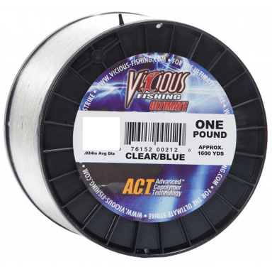 Vicious Ultimate Mono Fishing Line- 10 lb