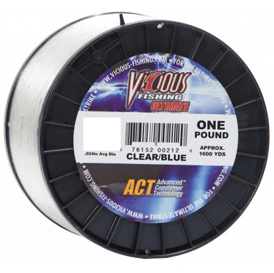 Vicious Ultimate Mono Fishing Line- 12 lb - Hunting and Fishing Depot