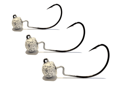 Whiteout Ned Rig Jig Heads 3pk