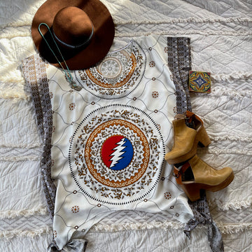 One Size Fits Most Grateful Dead Dead and Company The Stevie Tunic