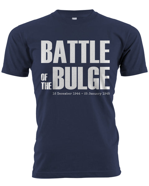 Battle of the Bulge T-Shirt Navy