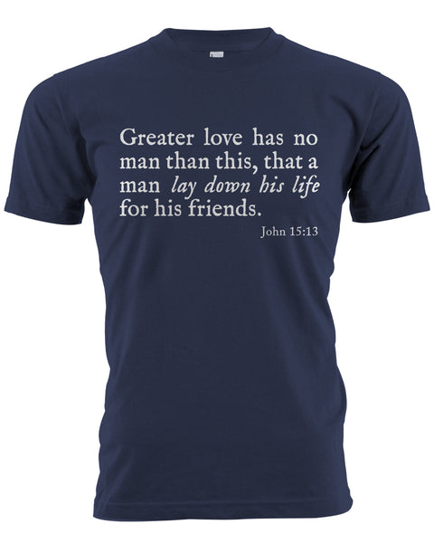 Ultimate Sacrifice T-Shirt Navy