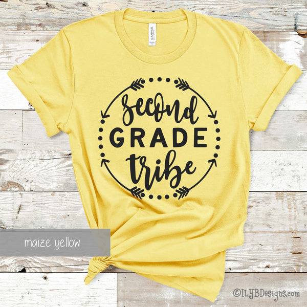 Teaching Tribe Shirt -  Team Teacher Shirts - Back to School Shirts - ILYB Designs